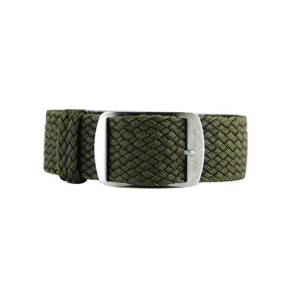 Fabric strap Olive