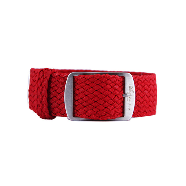 Fabric strap Red